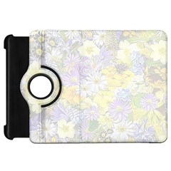 Spring Flowers Soft Kindle Fire HD 7  (1st Gen) Flip 360 Case