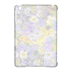 Spring Flowers Soft Apple Ipad Mini Hardshell Case (compatible With Smart Cover)