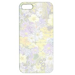 Spring Flowers Soft Apple iPhone 5 Hardshell Case with Stand