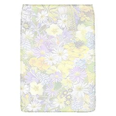 Spring Flowers Soft Removable Flap Cover (large)