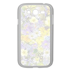 Spring Flowers Soft Samsung Galaxy Grand DUOS I9082 Case (White)
