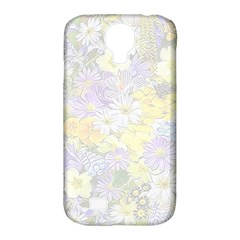 Spring Flowers Soft Samsung Galaxy S4 Classic Hardshell Case (PC+Silicone)