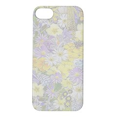 Spring Flowers Soft Apple iPhone 5S Hardshell Case