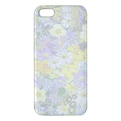 Spring Flowers Soft iPhone 5S Premium Hardshell Case
