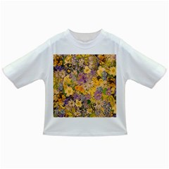 Spring Flowers Effect Baby T-shirt