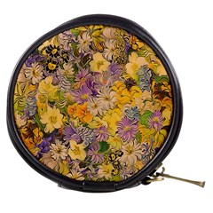 Spring Flowers Effect Mini Makeup Case