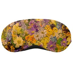 Spring Flowers Effect Sleeping Mask