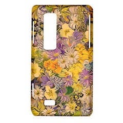 Spring Flowers Effect LG Optimus 3D P920 / Thrill 4G P925 Hardshell Case