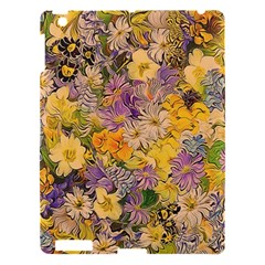 Spring Flowers Effect Apple iPad 3/4 Hardshell Case