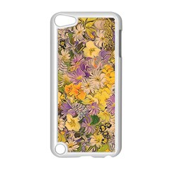 Spring Flowers Effect Apple iPod Touch 5 Case (White)