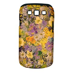 Spring Flowers Effect Samsung Galaxy S III Classic Hardshell Case (PC+Silicone)