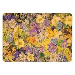 Spring Flowers Effect Samsung Galaxy Tab 8.9  P7300 Flip Case