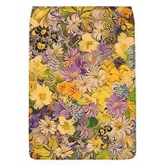 Spring Flowers Effect Removable Flap Cover (large)