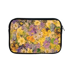 Spring Flowers Effect Apple Ipad Mini Zippered Sleeve