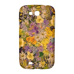 Spring Flowers Effect Samsung Galaxy Grand GT-I9128 Hardshell Case