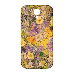 Spring Flowers Effect Samsung Galaxy S4 I9500/I9505  Hardshell Back Case