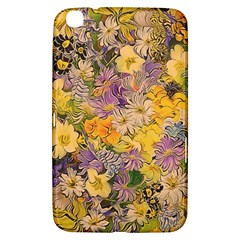 Spring Flowers Effect Samsung Galaxy Tab 3 (8 ) T3100 Hardshell Case