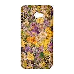 Spring Flowers Effect HTC Butterfly S Hardshell Case
