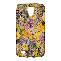 Spring Flowers Effect Samsung Galaxy S4 Active (I9295) Hardshell Case