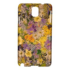 Spring Flowers Effect Samsung Galaxy Note 3 N9005 Hardshell Case