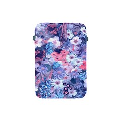 Spring Flowers Blue Apple Ipad Mini Protective Sleeve