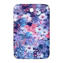 Spring Flowers Blue Samsung Galaxy Note 8 0 N5100 Hardshell Case