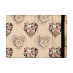 Vintage Valentine Apple iPad Mini Flip Case