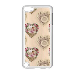 Vintage Valentine Apple iPod Touch 5 Case (White)