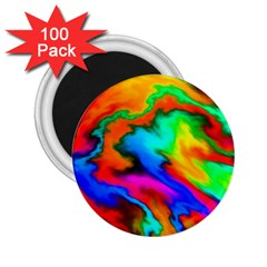 Crazy Effects  2.25  Button Magnet (100 pack)