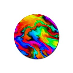 Crazy Effects  Drink Coasters 4 Pack (Round)