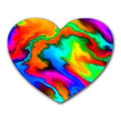Crazy Effects  Mouse Pad (Heart)