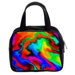 Crazy Effects  Classic Handbag (two Sides)