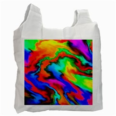 Crazy Effects  Recycle Bag (two Sides)