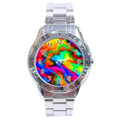 Crazy Effects  Stainless Steel Watch