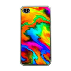 Crazy Effects  Apple iPhone 4 Case (Clear)