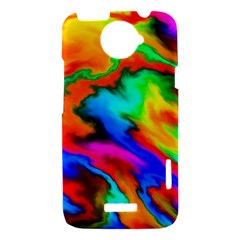 Crazy Effects  HTC One X Hardshell Case