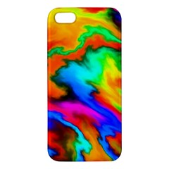 Crazy Effects  Iphone 5s Premium Hardshell Case