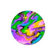 Crazy Effects  Magnet 3  (Round)