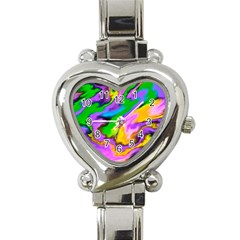 Crazy Effects  Heart Italian Charm Watch