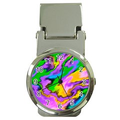 Crazy Effects  Money Clip With Watch