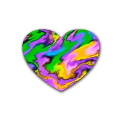 Crazy Effects  Drink Coasters (Heart)