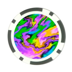 Crazy Effects  Poker Chip