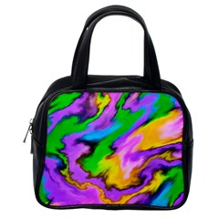 Crazy Effects  Classic Handbag (One Side)
