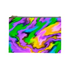 Crazy Effects  Cosmetic Bag (Large)