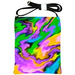 Crazy Effects  Shoulder Sling Bag