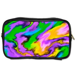 Crazy Effects  Travel Toiletry Bag (One Side)