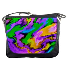 Crazy Effects  Messenger Bag