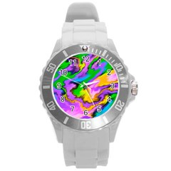 Crazy Effects  Plastic Sport Watch (Large)