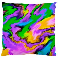Crazy Effects  Large Cushion Case (Single Sided)