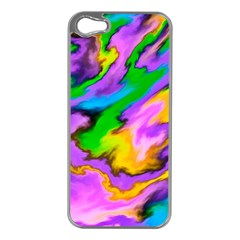 Crazy Effects  Apple Iphone 5 Case (silver)